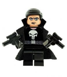 The Punisher - Custom Designed Minifigure